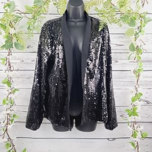 Urban Outfitters Silence + Noise Sequins Cardigan